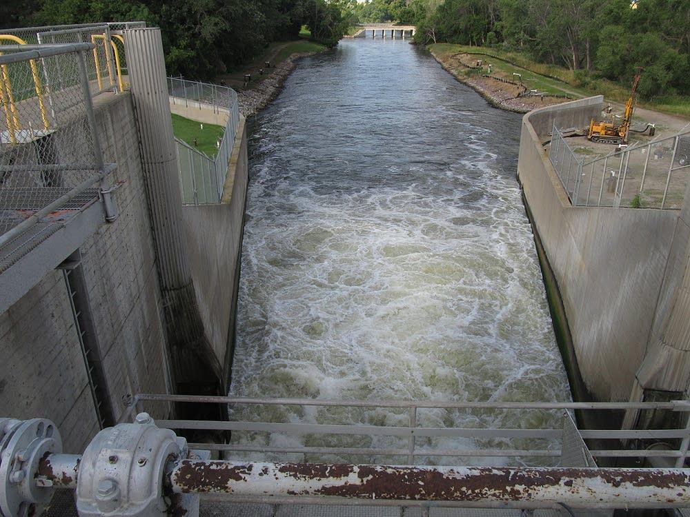Orwell Dam