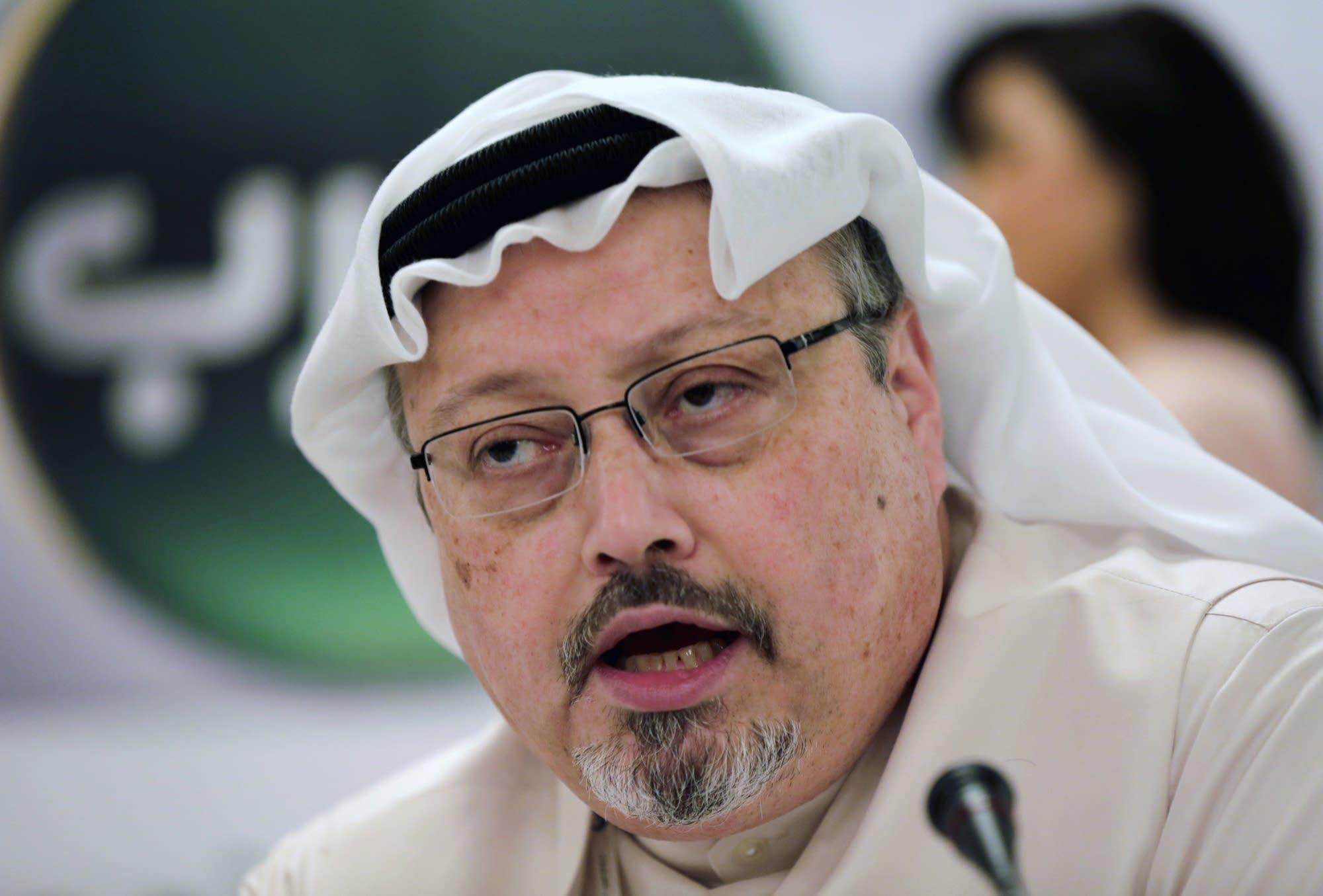 Khashoggi warns in last column of free rein to silence ...