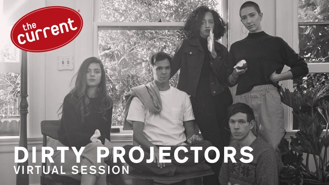 Dirty Projectors - Virtual Session