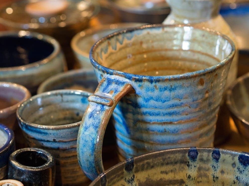 Passofaro pottery 2