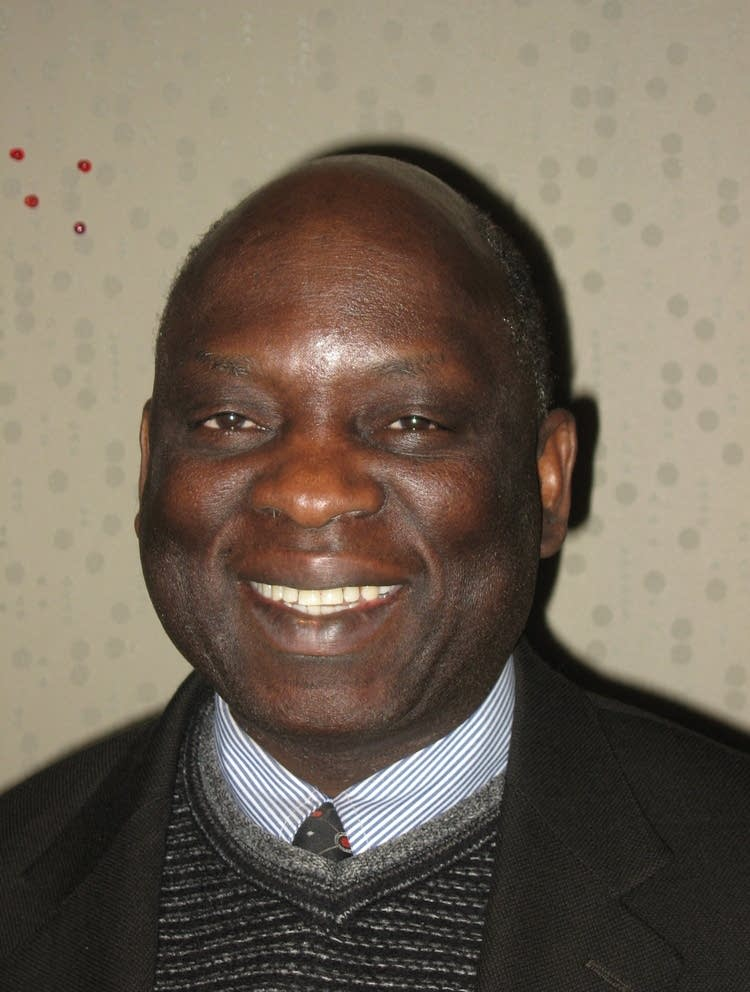 Sudanese ambassador