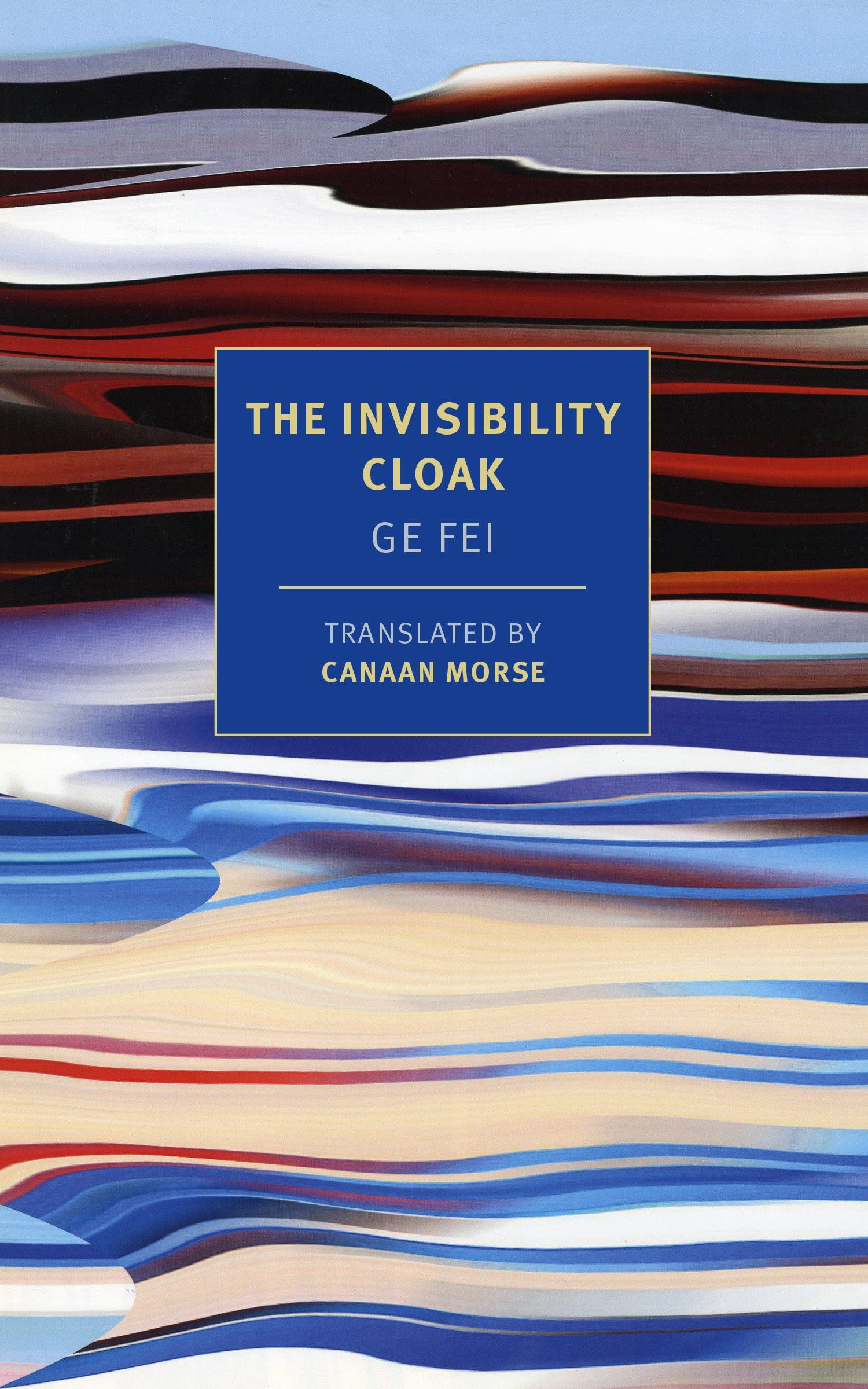 'The Invisibility Cloak' by Ge Fei