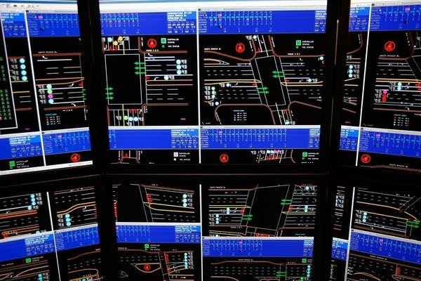 Los Angeles Institutes Traffic Surveillance Mechanisms
