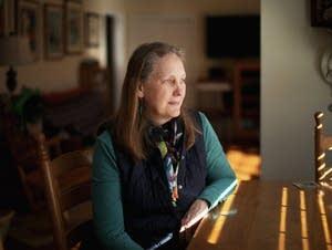Linda Walker at her home in Morganton, N.C.
