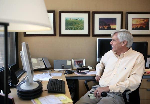 Bill Kling retiring