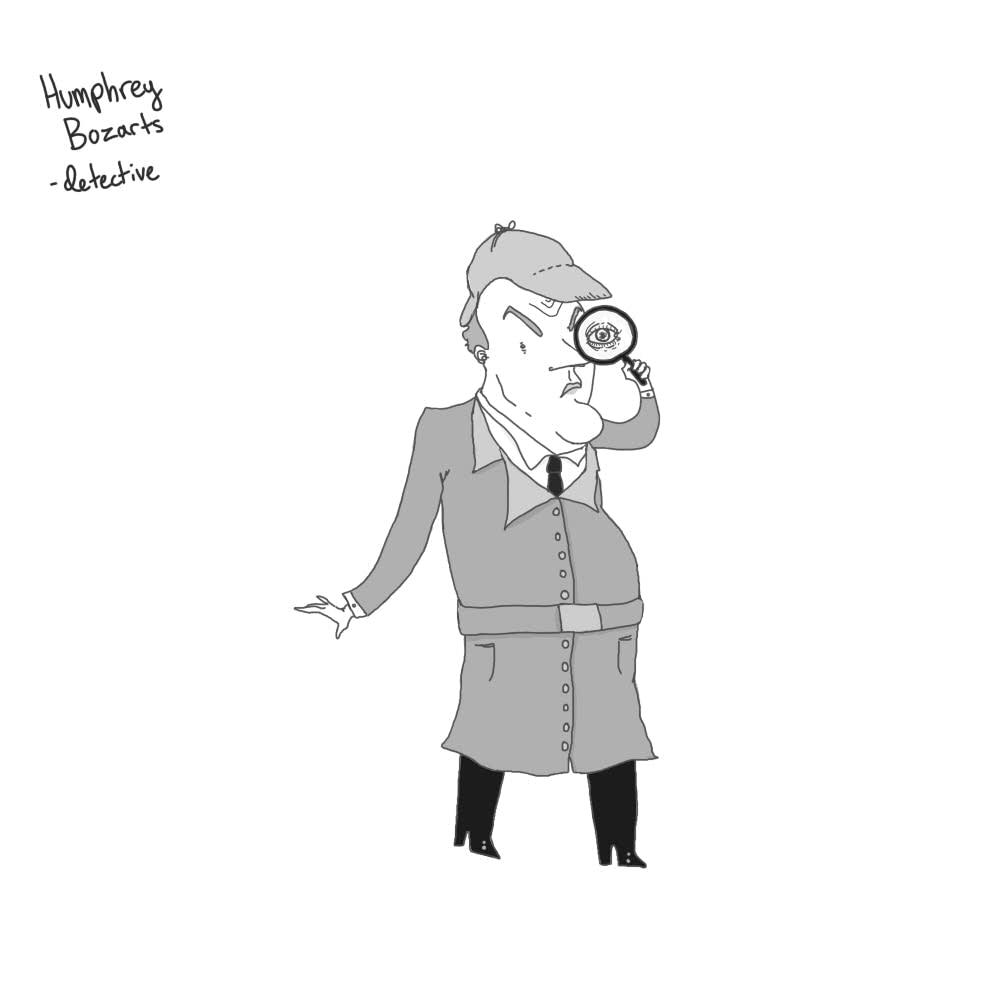 Humphrey Bozarts