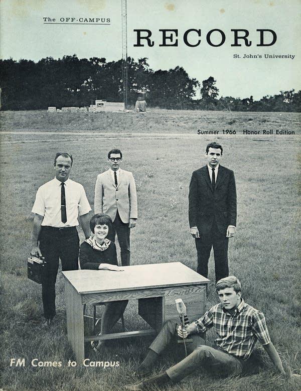 St. John University's Record