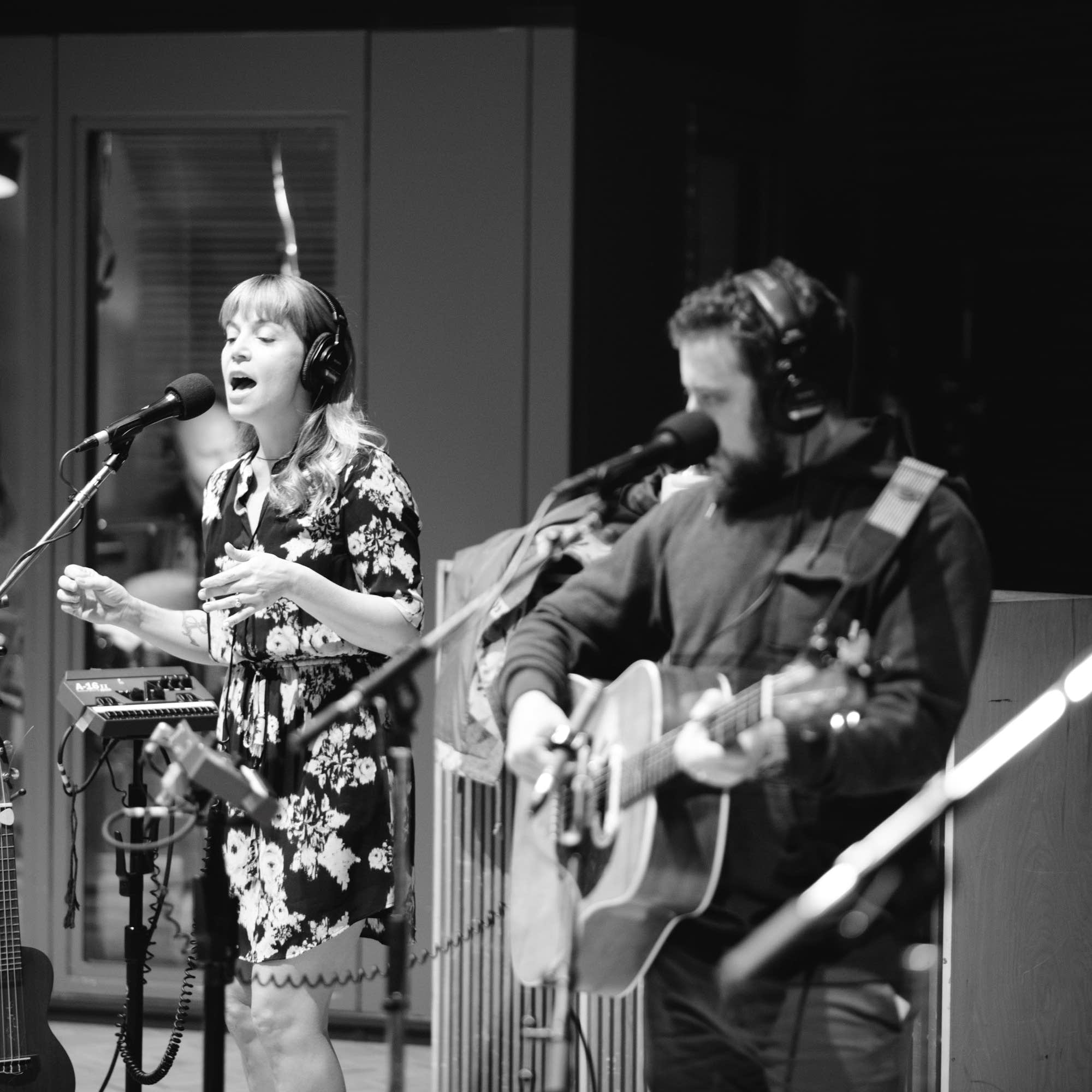 The Dustbowl Revival perform at Radio Heartland