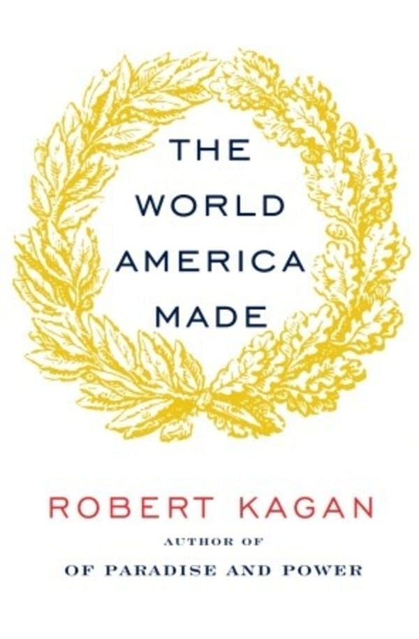"""The World America Made"" book cover"