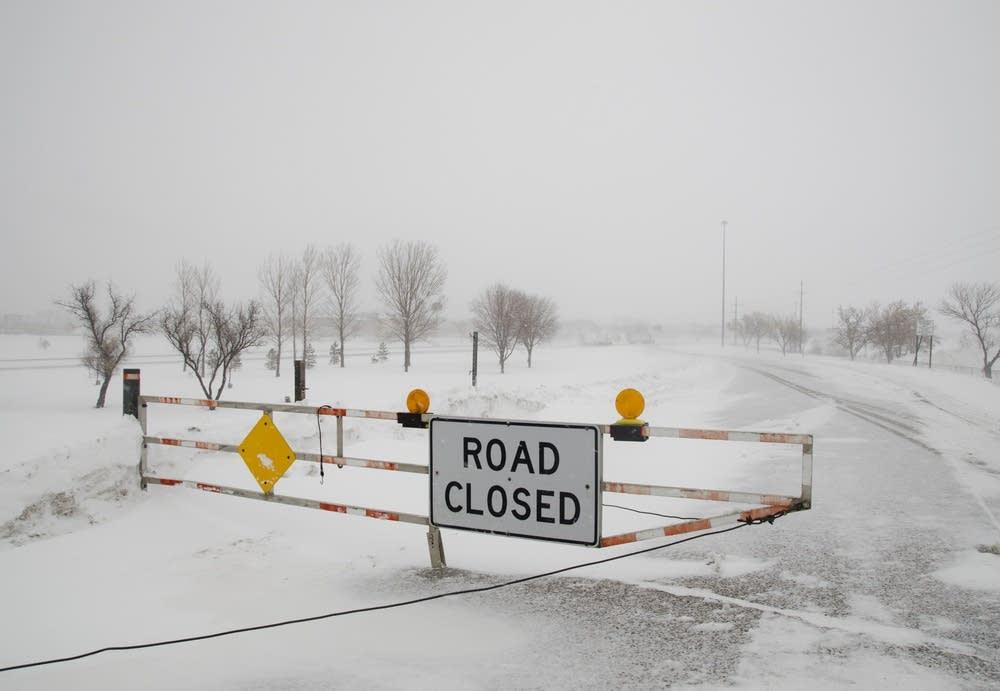 Interstate 94 on-ramp