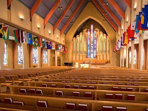 2006 Holtkamp/Boe Memorial Chapel, St. Olaf College, Northfield, MN