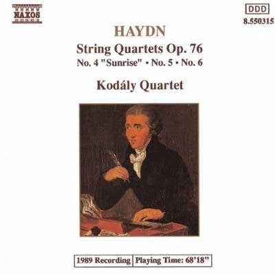 Daily Download: Franz Joseph Haydn - String Quartet No  63