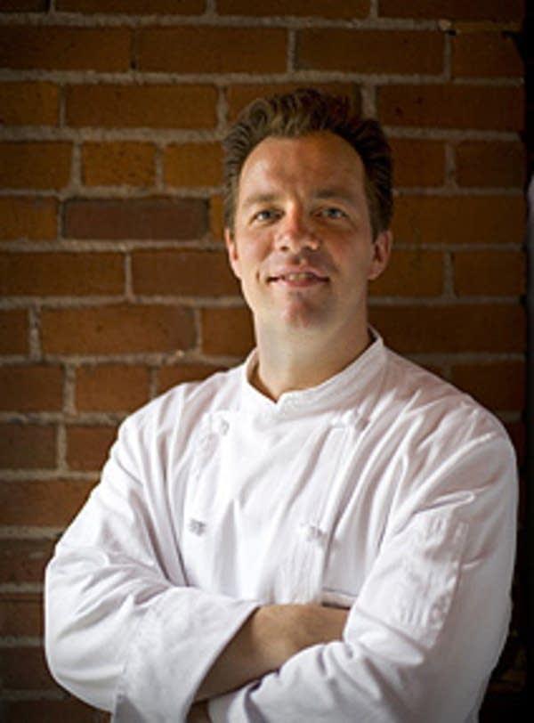 Chef Isaac Becker