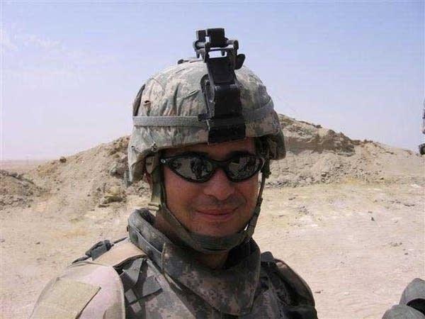 Staff Sgt. Joshua Hanson