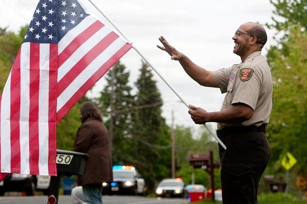 Officer Greg McCreary