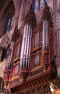 1938 Ernest M. Skinner & Son; 1975 Aeolian–Skinner organ, Opus 510 at...