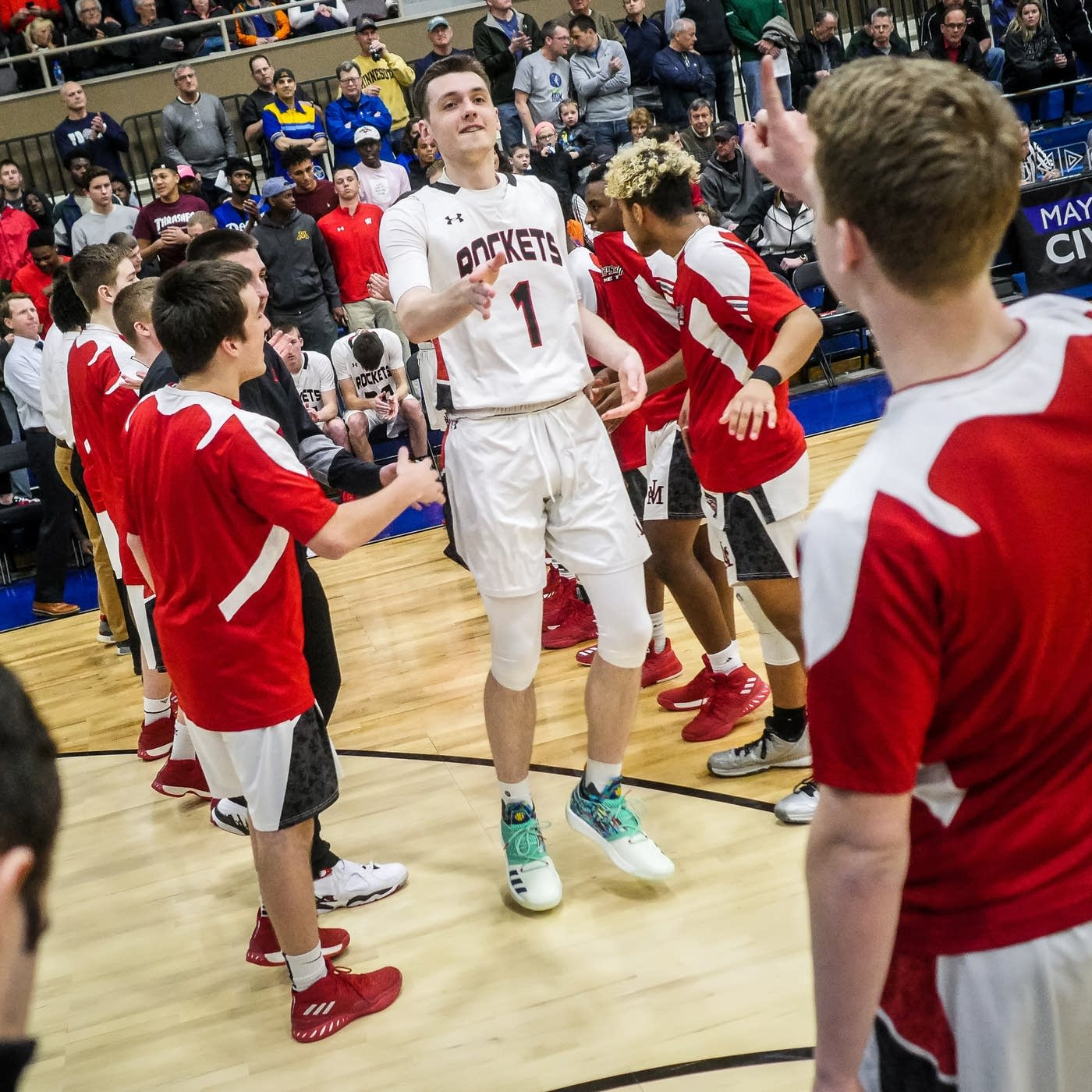 Rochester basketball phenom weighing offers from top programs | MPR News