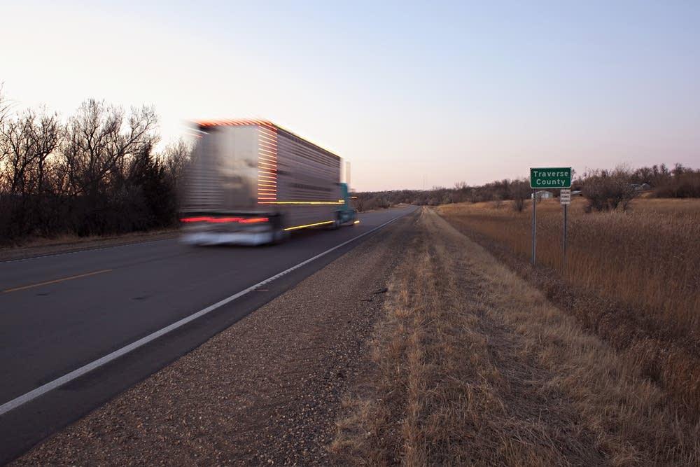 The EPA has deregulated a class of freight trucks