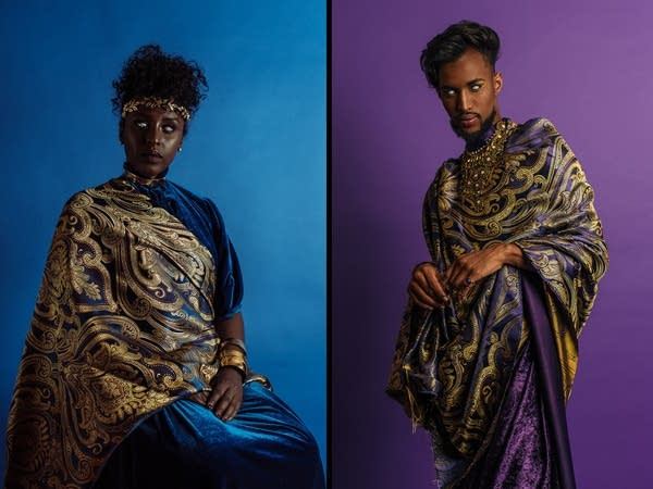 Bobby Rogers' photograph exhibition 'The Blacker The Berry'