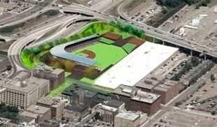 Lowertown ballpark