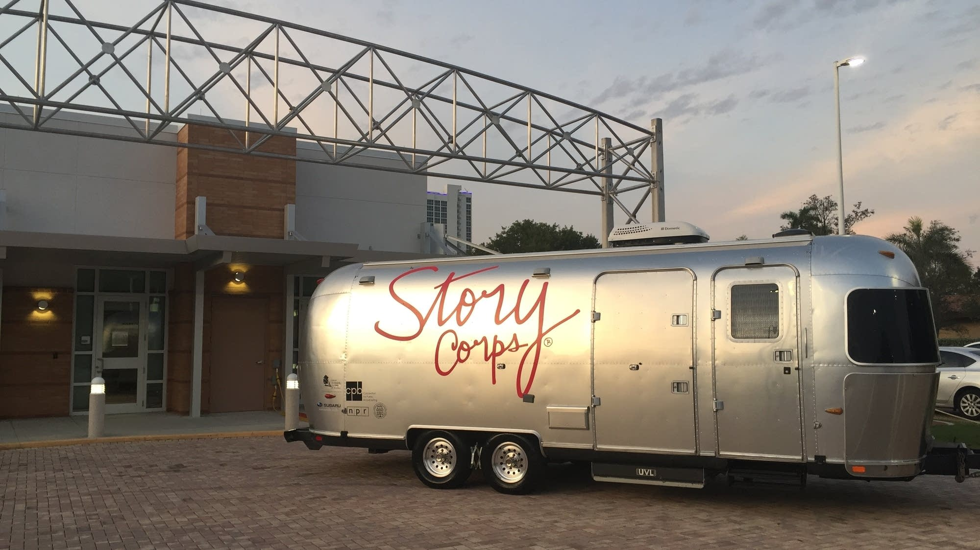MPR 50 StoryCorps Residency