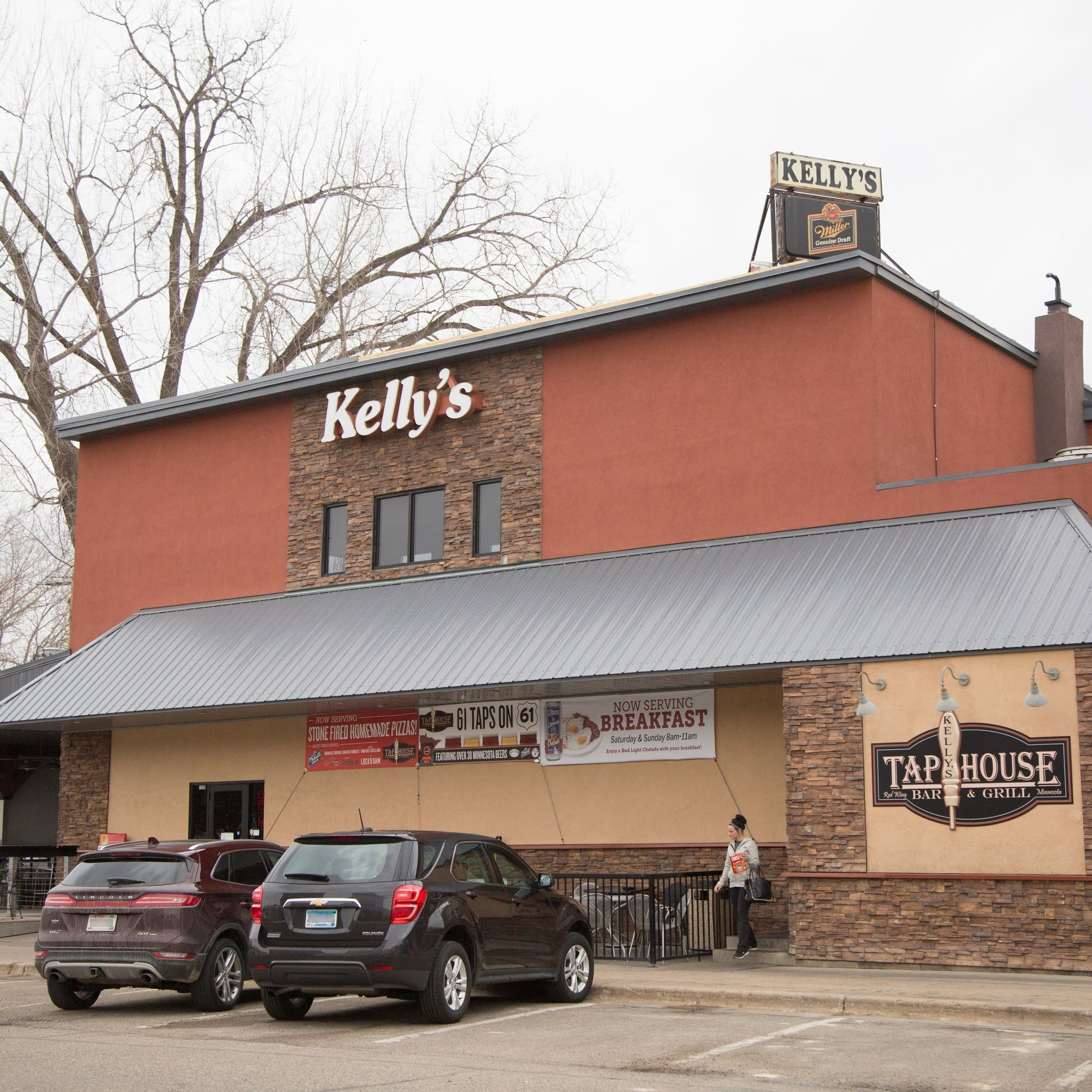 Kelly's Bar in Red Wing, Minnesota