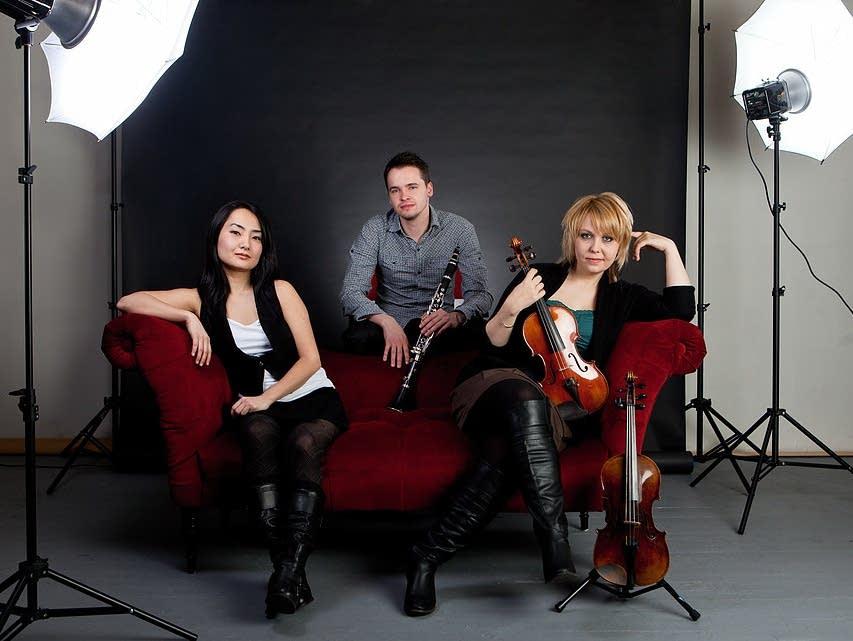 The Zodiac Trio