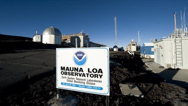 Mauna Loa NOAA