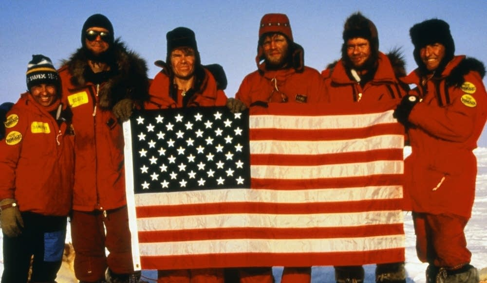 1986 North Pole expedition