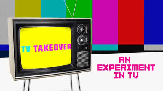 tpt TV Takeover