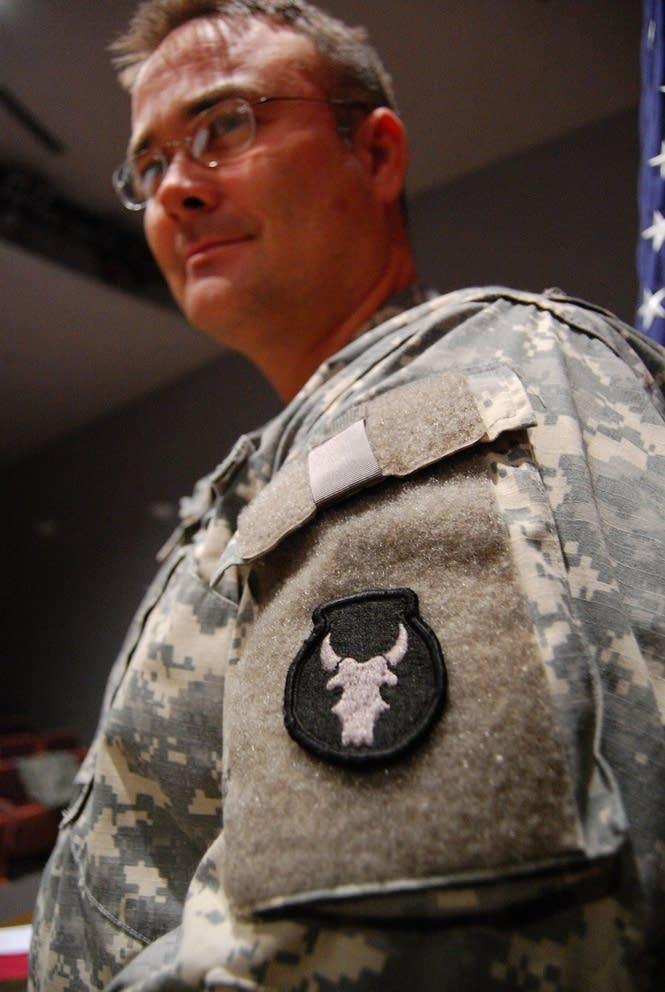 Lt. Col. Kevin Olson