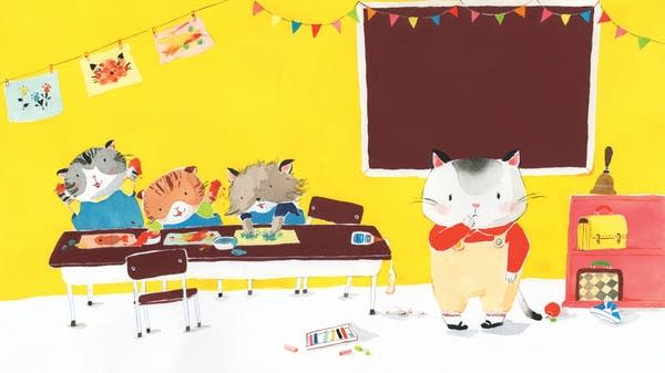 YourClassical Storytime - Clover Kitty Goes to Kittygarten