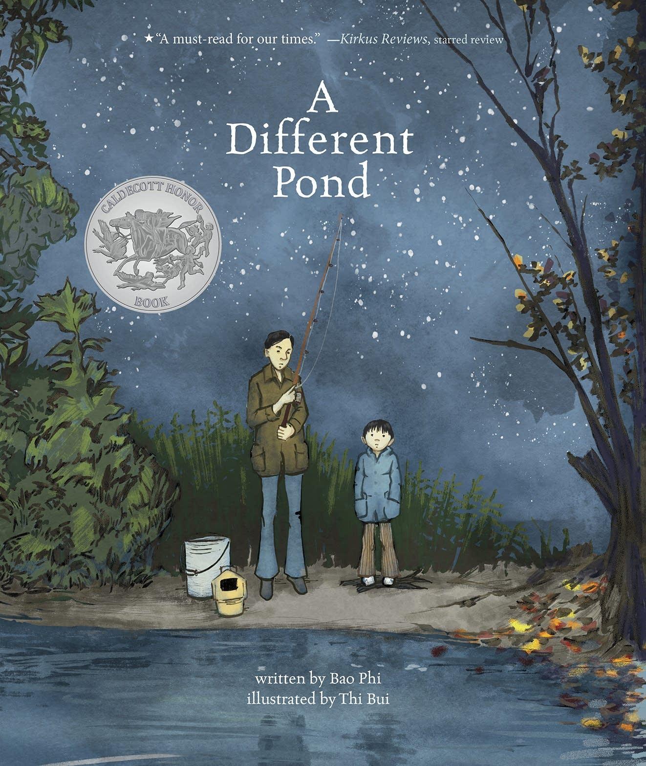 The award-winning children's book,