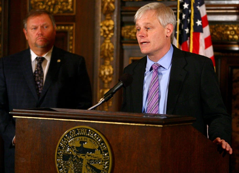 Minn. House Minority Leader Paul Thissen