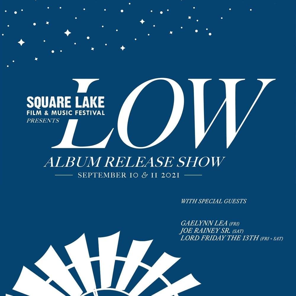 Low Album Relesae at Square Lake Music Festival