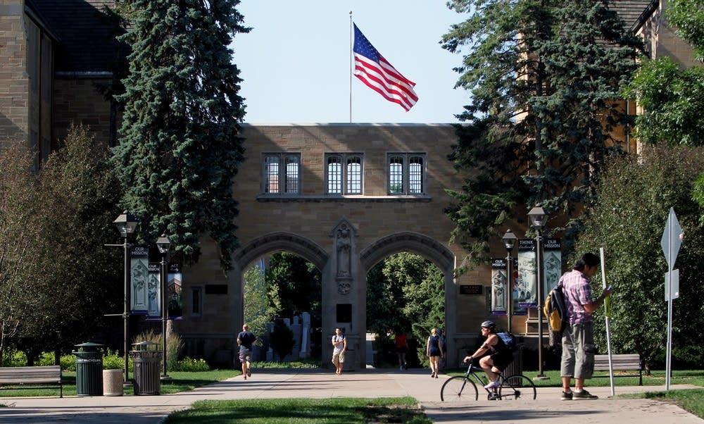 UST campus
