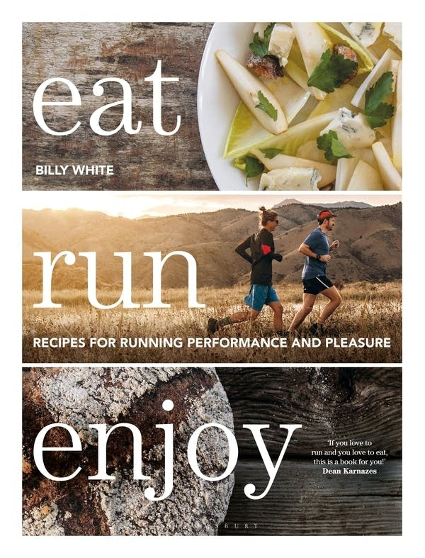 eat run enjoy cod with Curried Leeks