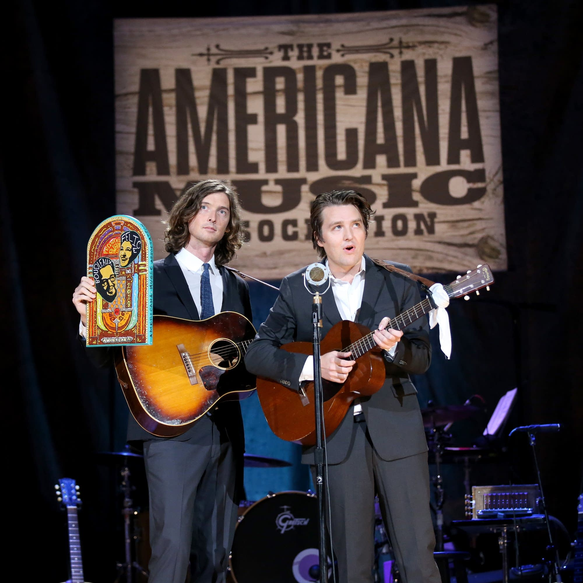 Photo from the 2019 Americana Music Association Honors and Awards
