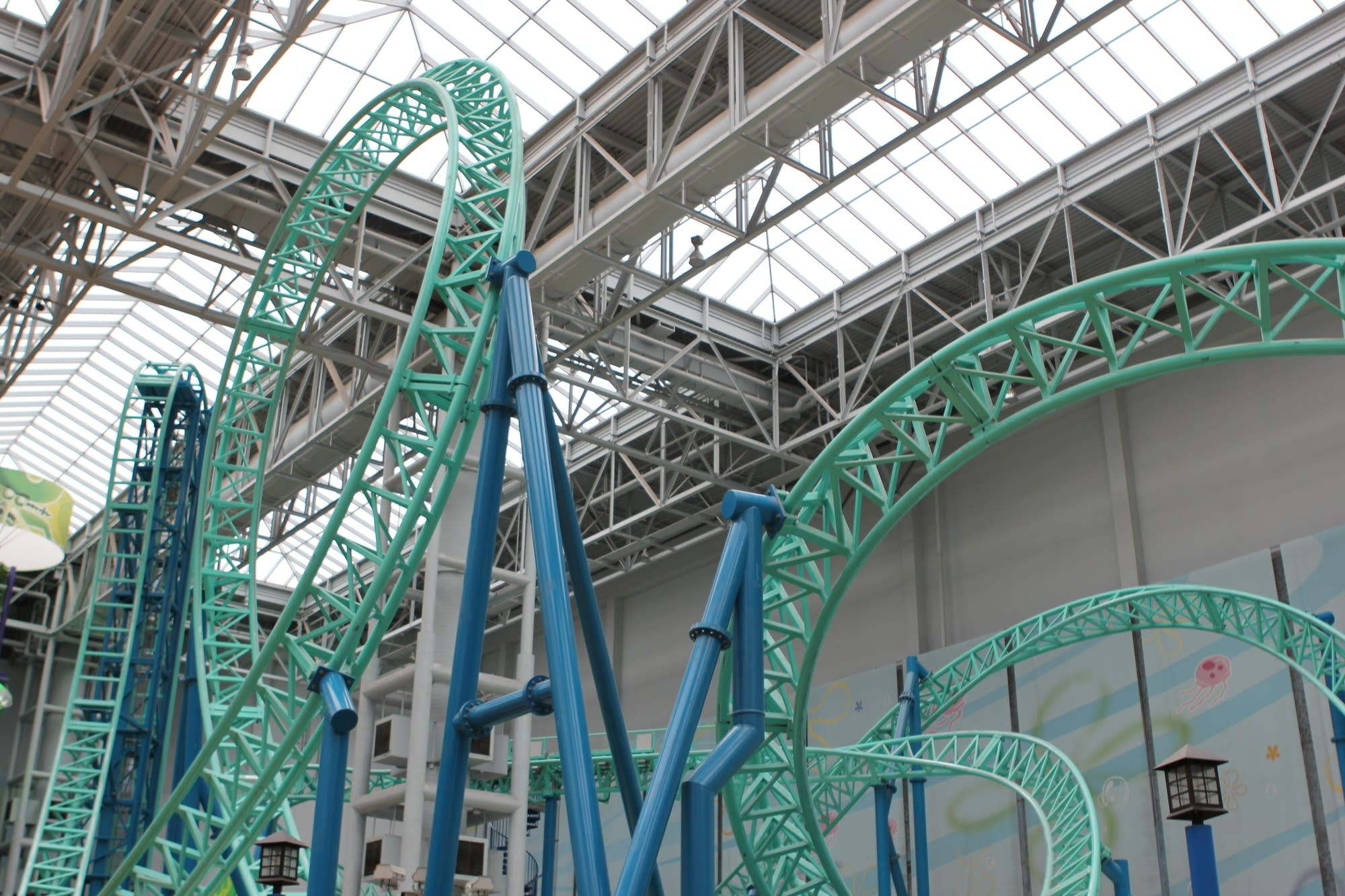 Roller coasters: from dream to extreme