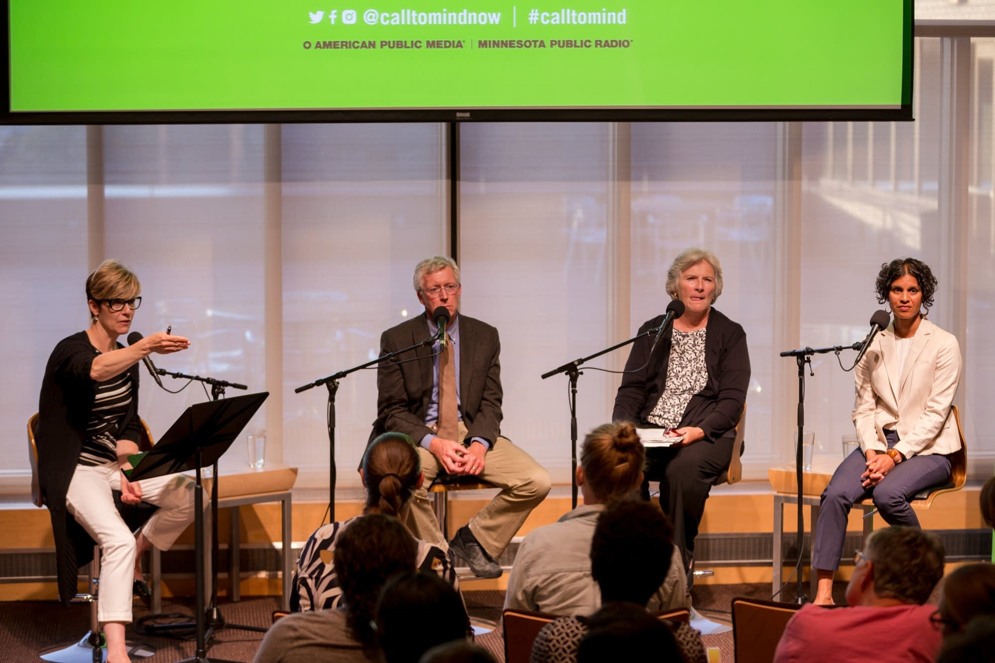 MPR's Cathy Wurzer talks with mental health experts.