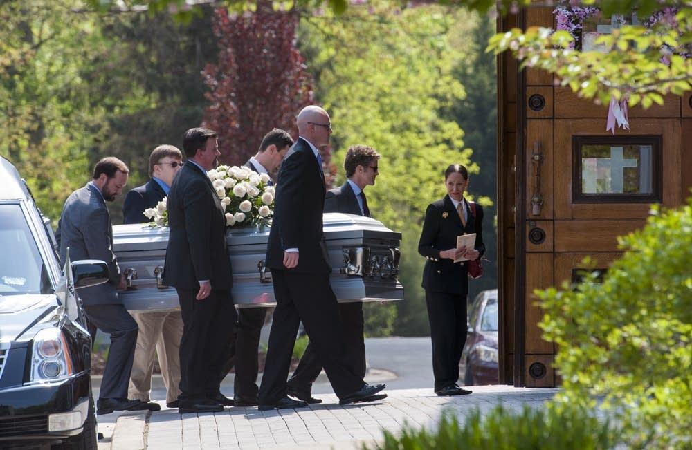 Oberstar funeral
