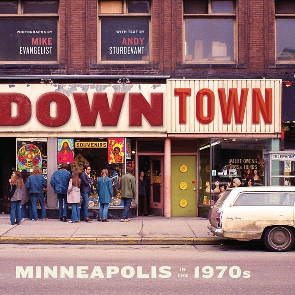 Cover, Minneapolis in the 1970s