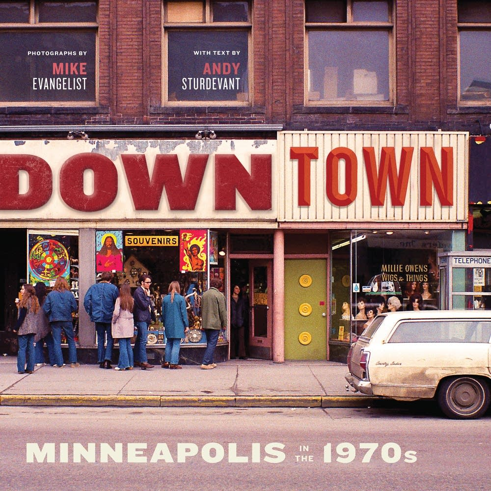 The cover of 'Downtown'