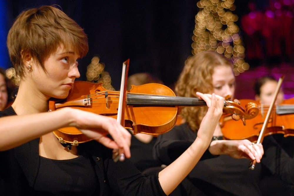 Concertmaster, St. Olaf Orchestra