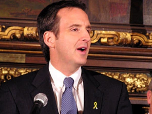 Pawlenty announces health insurance plan