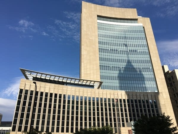 Federal courthouse in Minneapolis