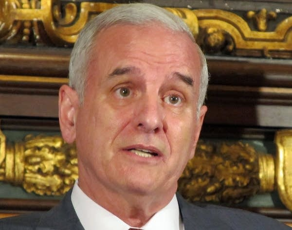 Dayton vetos budget bills