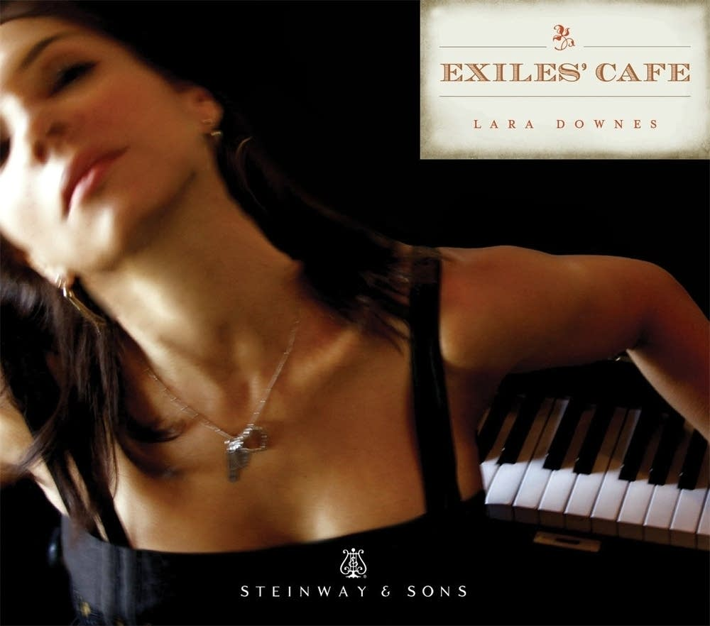 Lara Downes - Exiles' Cafe