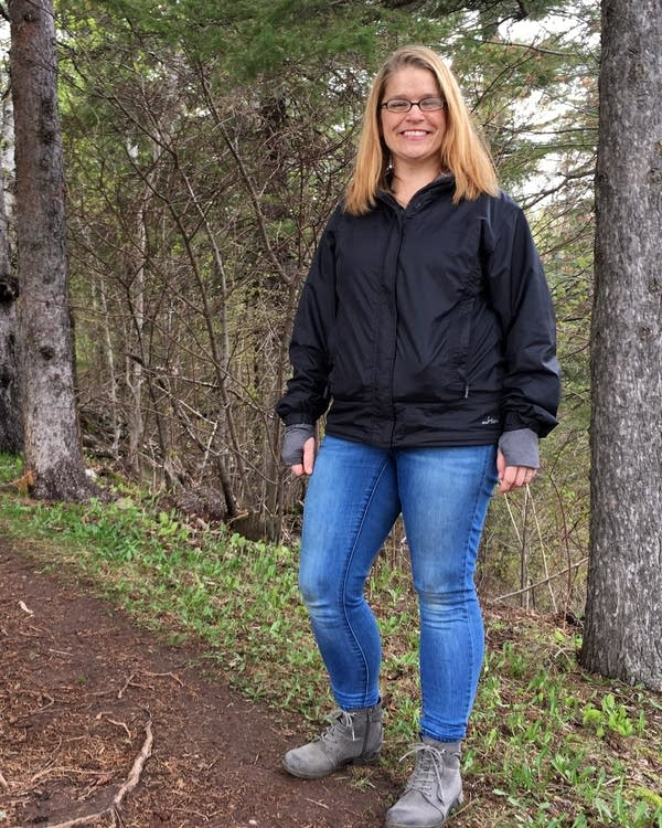 Cheryl Skafte is a volunteer coordinator with Duluth Parks & Recreation
