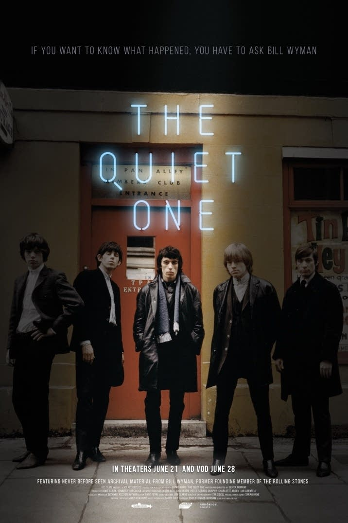 The Quiet One film poster